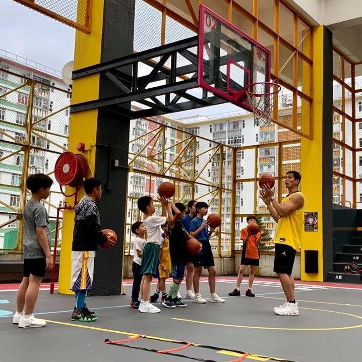 啟業社區籃球訓練計劃