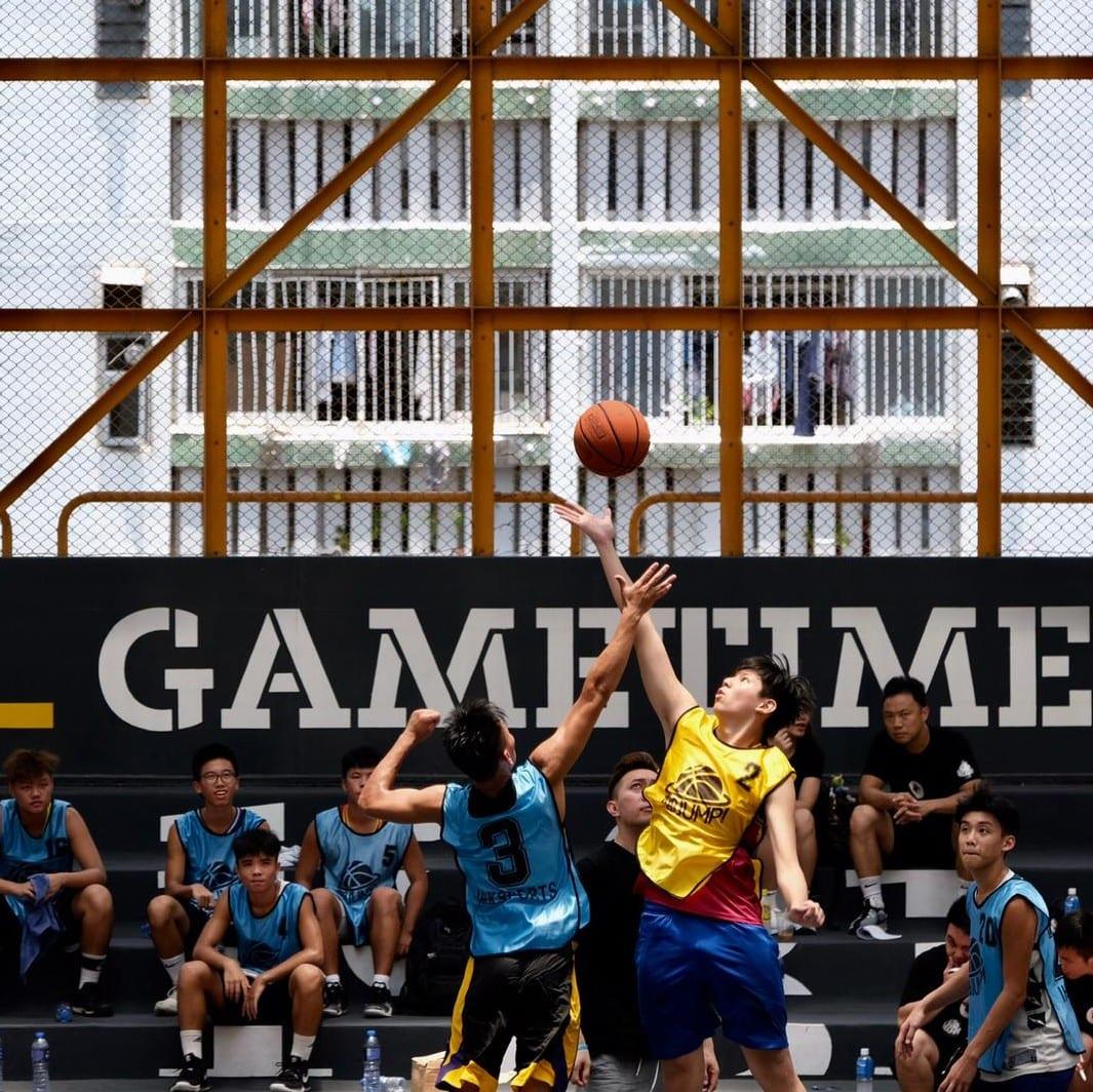 「邨JUMP!」屋邨籃球聯賽及訓練計劃