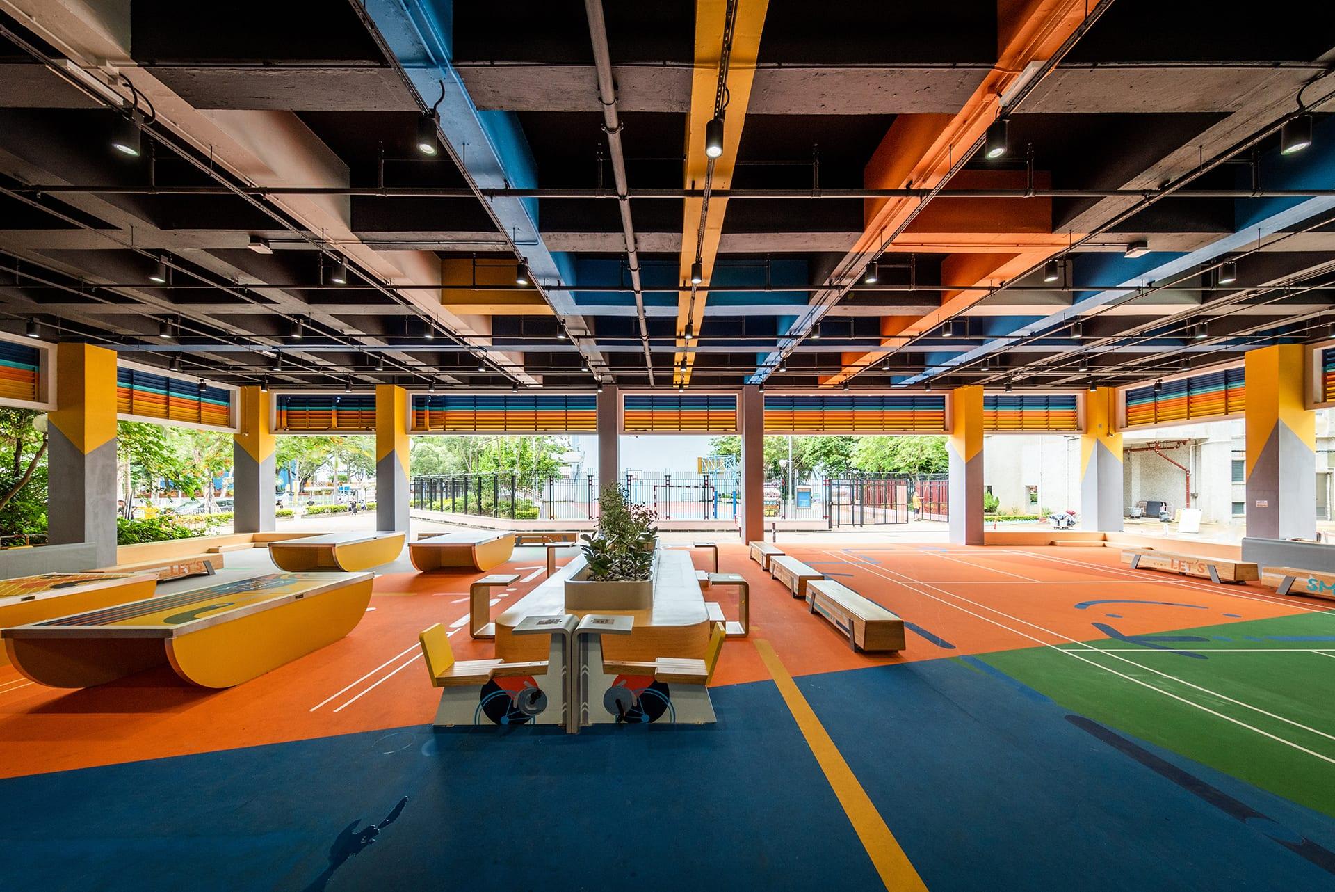 After-Indoor Court 2