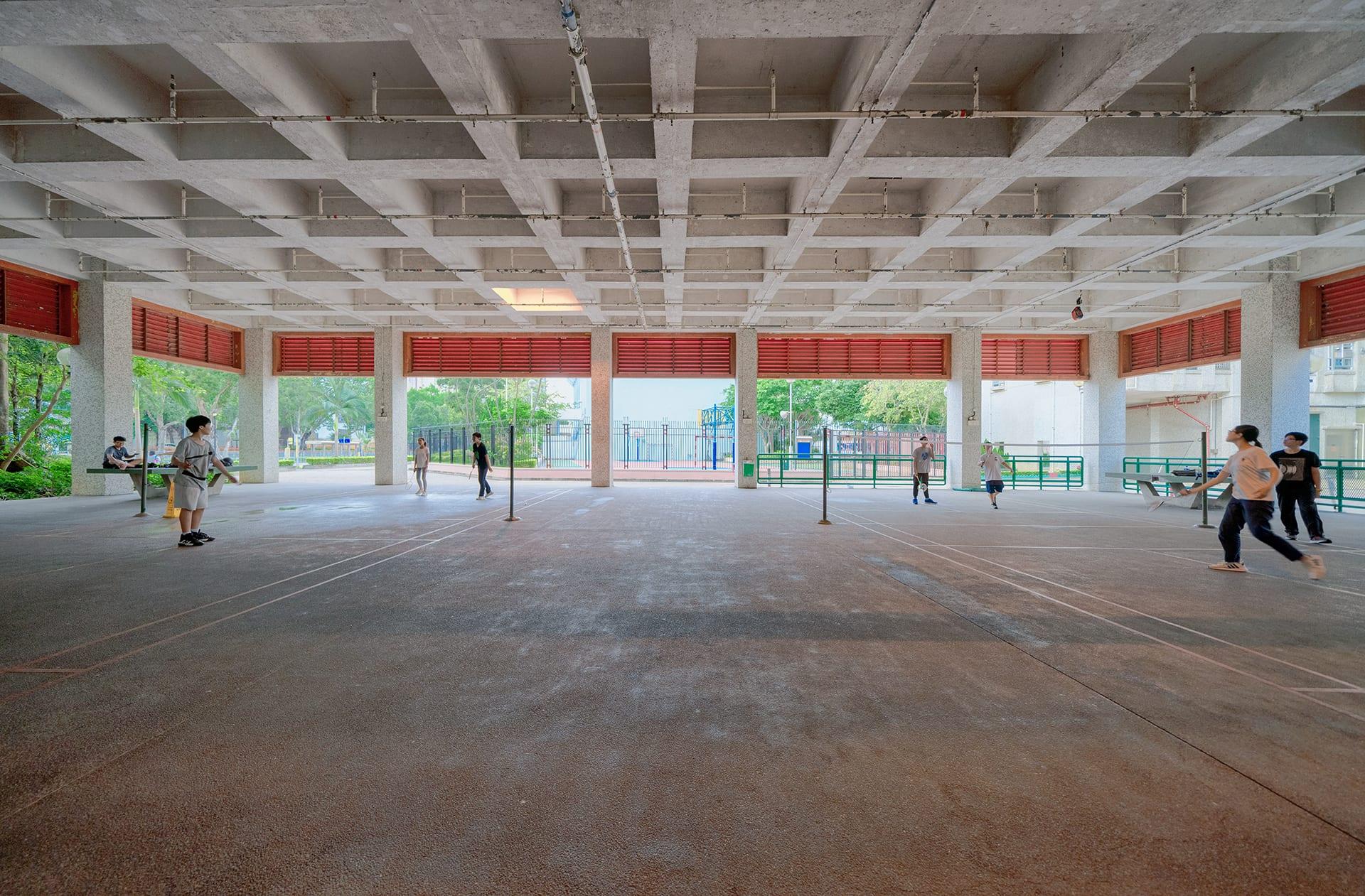 Before-Indoor Court 2